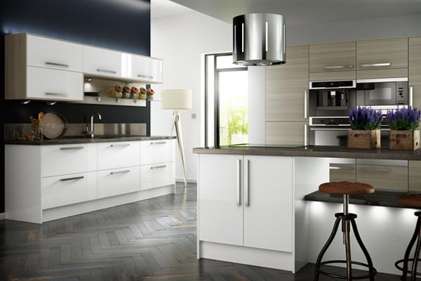 Kitchen Gloss White